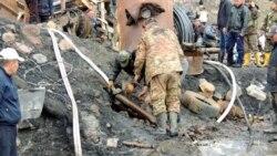 Жыргалаңда көмүр кенинде уранды басып калган эки адам табыла элек