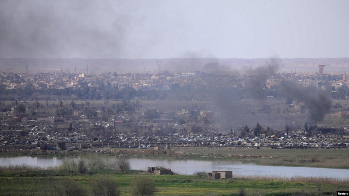 США поздравили полное освобождение Сирии и Ирака от «Исламского государства»