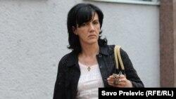 Jelica Petričević, 11.septembar 2015, foto: Savo Prelević