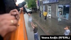 Poplava u Obrenovcu