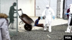 The Ebola virus outbreak has killed nearly 4,000 people in West Africa since March.