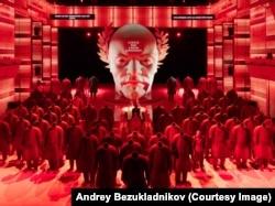 Опера Бориса Юхананова и Дмитрия Курляндского «Октавия. Трепанация»