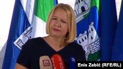 Gradonačlnica Siska Kristina Ikić Baniček