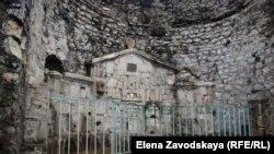 Цитадель Анакопии в городе Новый Афон