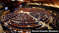 Plenara PACE, Strasbourg