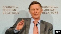 Сергей Иванов попытался обаять американских инвесторов
