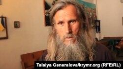 Отец Иван, настоятель храма Покрова Пресвятой Богородицы УПЦ Киевского патриархата