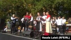 Grad na severu Srbije preplavljen je folklornim festivalima