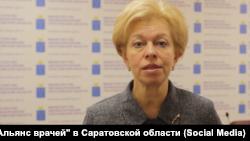 Наталья Мазина