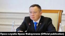 Ирек Файзуллин, вазири сохтмони Русия
