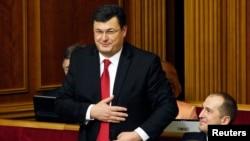 Аляксандар Квіташвілі, украінскі міністар аховы здароўя