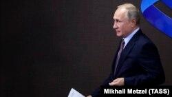 Путін про підозрюваних у замаху на Скрипалів: у принципі ми, звичайно, подивилися, що це за люди