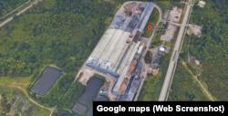 Завод із виробництва металопрокату Detroit Cold Rolling Facility (Гібралтар, Мічиган, США)