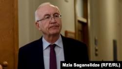 Специальный представитель премьера Грузии Зураб Абашидзе