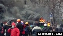 Евромайдан. Киев, 23-январь 2014