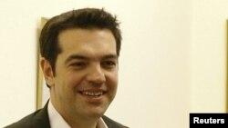 Лидерот на грчката радикална левица Сириза, Алексис Ципрас