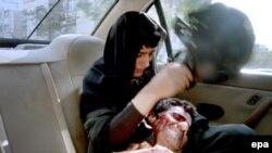 Кадр із фільму «Таксі»