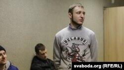 Максім Пякарскі ў чаканьні прысуду