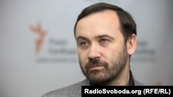 Бывший депутат Госдумы России Илья Пономарев