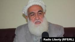 محمد امین وقاد عضو شورای عالی صلح افغانستان