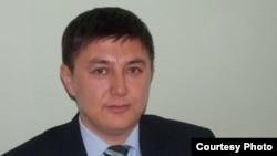 Қаржыгер Марат Қайырленов.