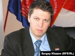Кандидат в губернаторы Самарской области Михаил Матвеев