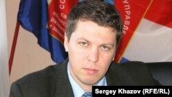Депутат Самарской губернской думы Михаил Матвеев