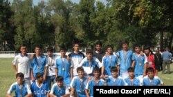 """Дастаи """"Душанбе-2""""- ғолиби мусобиқа"""