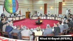 إجتماع لمجلس محافظة كركوك