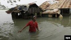После одного из тайфунов на Филиппинах. Иллюстративное фото.
