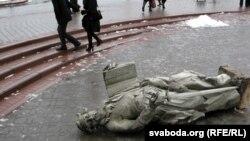 Скульптура апостала Паўла