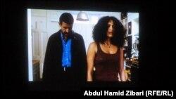 مشهد من احد الافلام المشاركة في المهرجان