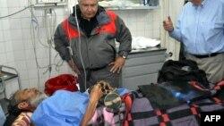 Raul Gomez Cincunegui xəstəxanada