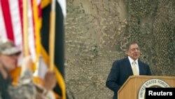 აშშ-ის თავდაცვის მინისტრი ლიონ პანეტა
