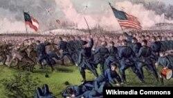 Amerika Vətəndaş Müharibəsi (1861-1865)