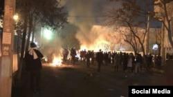 Ötən ay Tehranda təhlükəsizlik qüvvələri ilə Qonabadi dərvişləri arasında toqquşma olmuşdu