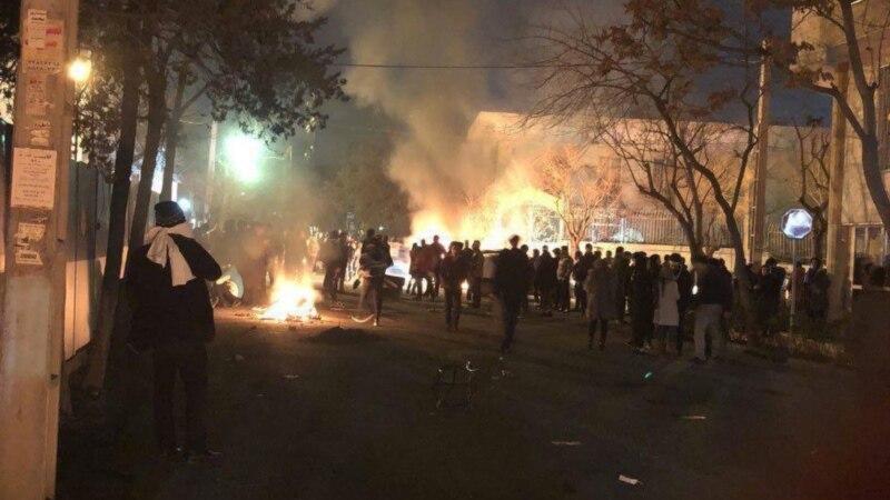 Թեհրանում սուֆի աղանդի հետևորդների հետ բախումներում երեք ոստիկան է սպանվել
