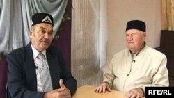 Фәнүс Газизуллин һәм Мәсгуд Гаратуев