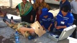Türkmenistanda 30-69 ýaş aralygynda ölen adamlaryň ýary ýürek-damar keselinden ölüpdir