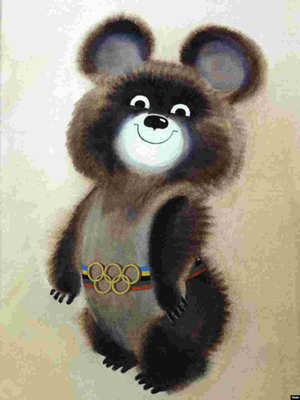 Misha was designed by illustrator Victor Chizhikov - Even Misha the Bear, the mascot of the 1980 Moscow Olympics, might ride the wave of Soviet nostalgia. Olympic planners are considering reviving Misha as the symbol of the 2014 Winter Games in the Russian resort of Sochi.
