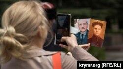 «День победы» в Крыму. Большой фоторепортаж (фотогалерея)
