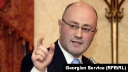Georgian Deputy Interior Minister Levan Izoria says the amendments are primarily aimed at preventing Georgians from traveling to Syria and Iraq to join militant groups like Islamic State (IS).