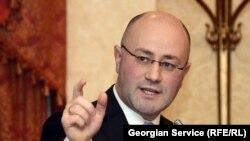 Deputy Interior Minister Levan Izoria