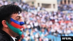 Azərbaycanlı futbol azarkeşi