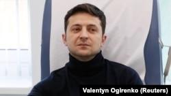 Кандидат у президенти України Володимир Зеленський