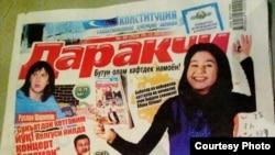 Uzbekistan - Darakchi newspaper