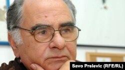 Svetozar Jovićević, foto: Savo Prelević