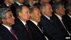 Бажы биримдигинин жолугушуусу 29-майда Астанада өткөн. Ага Армения менен Кыргызстан да катышкан.