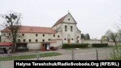 Фондосховище Олеського замку у Львові
