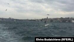 تنگه بسفور (Bosphorus)